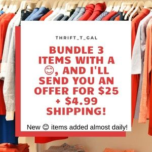 3 for $25 items added almost daily!